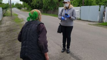 Supporting the recovery of 23 Eastern Ukrainian Hromadas with information from affected communities